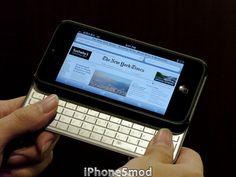 MOTE http://fb.com/moteinc の社長が選んだアイテム | 物理キーボードになるマグネット式カバー #iPhone