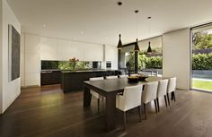 Open Space Kitchen