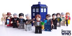 Lego fixed the licensing issue about making Doctor Who figures and now this could actually happen! Official Lego Doctor Who figures could be on the way soon!