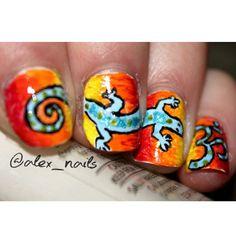 alex_nails #nail #nails #nailart