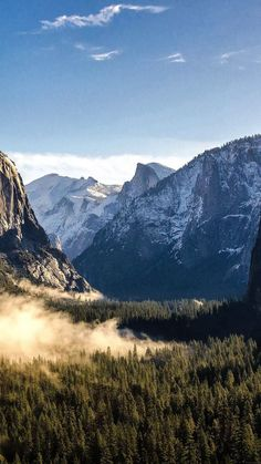 클리앙 > 자료실 > Yosemite National Park wallpapers