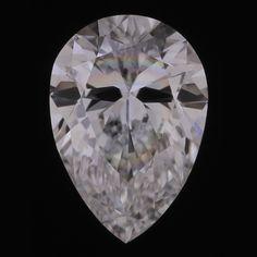 0.92 Carat I Color Pear Diamond, VVS1, GIA Certified from Enchanted Diamonds