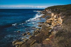 Sydney - Maroubra to La Perouse Coastal Walk. Another beautiful view on the Maroubra to La Perouse Coastal Walk. This is from the Malabar Headland National Park, around Magic Point. Sydney Photography, Coastal, National Parks, Backpack, Lens, Photos, Pictures, Walking, Australia