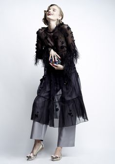 Coordenação de moda: Gilberto Júnior Modelo Jay Hudson Styling: Igi Ayedun Foto: Vitor Pickersgi