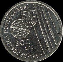 200 Escudos - Parte II - 1999