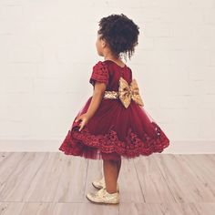 New Baby girl clothes Princess Dress Clothes Short Sleeve Lace Bow Ball  Gown Tutu Party Dress Toddler Kids Fancy Dress 0-7Y baf7aa27ed0f