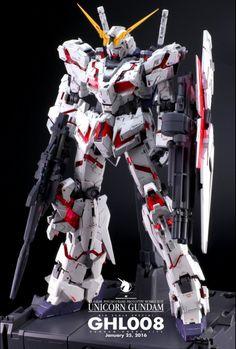 日本模型高手作品 PG 1/60 Uni...