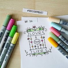 #100daysofdooodles2 #100dayproject #100daysproject #doodle #drawing #markers #copic #inspiration #instaart #lovethislife #рисунок #творчество #вдохновение #маркеры