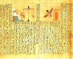 Papyrus, over de dood van Mailhereri