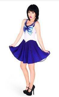Sailor Scout Costume