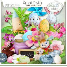 collab in 5 parts Greed Easter by Digital Crea's Designers http://digital-crea.fr/shop/index.php?main_page=index&cPath=67&zenid=6eeb850667d1d694b3dc3e823852bd72