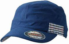 Армейска Flexfit® шапка с къса козирка