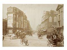 Tottenham Court Road; c.1895