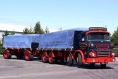 Leyland Octopus and Trailer owned by Knowles Transport of Wimblington Cambs