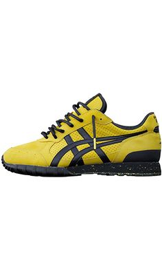 Onitsuka Tiger Men Colorado Eighty Five - Legend Size 8 US, Yellow Best Price