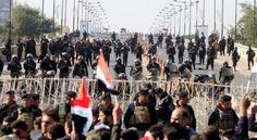 Массовые беспорядки в Багдаде: погибли 7 человек, более 300 пострадали http://joinfo.ua/incidents/1197005_Massovie-besporyadki-Bagdade-pogibli-7-chelovek.html