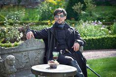 Blake Ritson as Count Riario in Da Vinci's Demons (2013)