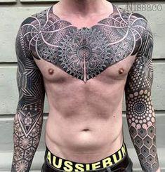 Graphic Tattoos : Photo