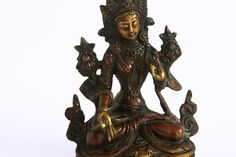 White Tara Statue  for sale at Himalayan Wang Shoppe