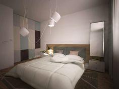 spálňa - Skp8+V-ray+PS CS5