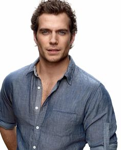 Henry Cavill........ goodness gracious! Saw Man of Steel today..... Whew! Yep, he's Superman alright.