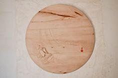 Fulles arremolinades 2015   Jesús Reigosa, wood carving, zen art, wood sculpture