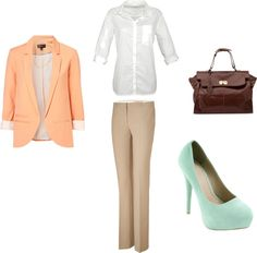 """""""perfect pastels"""" by elise-larson on Polyvore"""