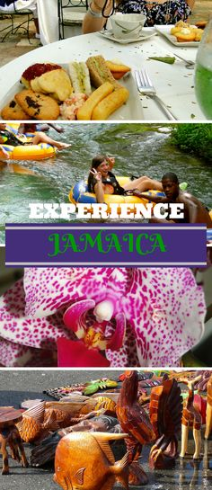 Ocho Rios and Falmouth, both cruise ports in Jamaica, have plenty things to do, see, and experience when you visit this Caribbean island.