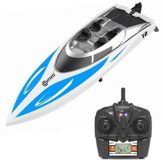 Our Contixo Racing Speedboat is incredibly fast and powerful. Take it to a lake or anywhere with calm water and enjoy pure racing fun. Our Contixo Racing Speedboat is incredibly fast and powerful. Pool Toys For Kids, Cool Toys For Girls, Kid Pool, Kids Toys, Remote Control Boat, Rc Remote, Army Men Toys, Best Gifts For Tweens, Swimming Pool Toys