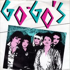 """Go-Go's """"We Got the Beat"""" (1980) — 45 rpm Record Sleeve"""