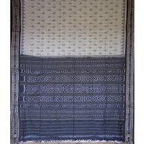 OSS408: Cotton Ikat Saree of India with best price