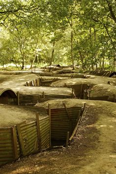 trenches at Hill 62 and Sanctuary Wood, Ypres Salient, Belgium trenches at Hill 62 and Sanctuary Wood Battle of Ypres taking place in trenches at Hill 62 and Sanctuary Wood Battle of Ypres taking place in Belgium First Battle Of Ypres, Us History, British History, Ancient History, American History, Native American, Flanders Field, World War One, Military History