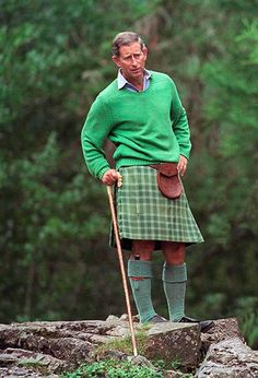 Prince Charles in tartan kilt Lady Diana Spencer, Tartan Kilt, Plaid, Men In Kilts, Kilt Men, British Monarchy, Duchess Of Cornwall, Prince And Princess, Prince Of Wales