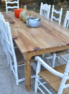 New Mexican Rustic Table