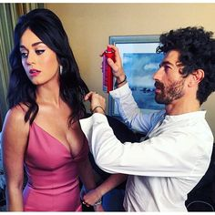 Katy Perrys look by Osis+ Volume Up