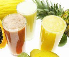 Suco para Eliminar 12 Quilos em 3 Meses