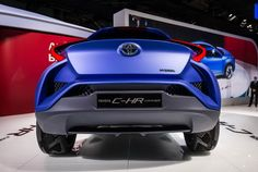 2017 Toyota CHR