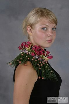 3 место - Роман Зарубин 'RUSSIAN CUP 2006' (Moscow, Russia), 09.2006 | FLOWERCAST.COM | All about flower design, floristics.