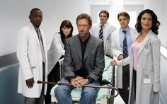 Dr's: Eric Foreman, Allison Cameron, James Wilson, Robert Chase, Lisa Cuddy and Gregory House.
