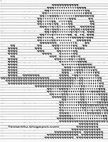 Text Art 18 : Ascii, Ideas, Ascii,