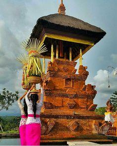 Kulkul Tower, the Balinese beauty at Mandapa #MandapaReserve #RCReserve #Ubud #Bali