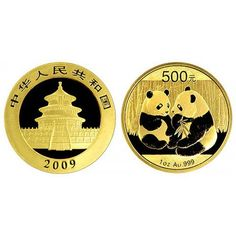 Chinese Gold Panda Bullion Coin 0.9999 Pure Fine Gold  #Gold  #401K #IRA #Investors #Bullion #regal_assets_review #Regal_Assets