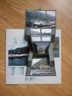 P7090234 Scrapbooking Mini Album, 12x12 Scrapbook, Scrapbooking Layouts, Pop Up, Scrapbook Layout Sketches, Mini Albums Scrap, Album Design, All Craft, Diy Cards