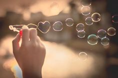 My Heart Bubbles at the sky, sunset,Love in the summer sun with bubble blower,romantic inflating colorful soap bubbles in park Heart Bubbles, Soap Bubbles, Learning To Love Again, Learn To Love, Feeling Happy, How Are You Feeling, Meditation For Anxiety, Daily Meditation, Letting Someone Go