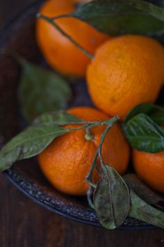 Rustic orange