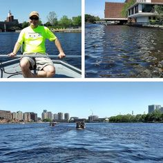 Since 2007 the Museum of Science staff members have been volunteering for the Charles River Boat… #MuseumofScience #MarketDistrict #Boston
