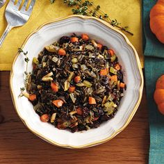Find more healthy and delicious diabetes-friendly recipes like Wild Rice and Cherry Pilaf on Diabetes Forecast®, the Healthy Living Magazine.