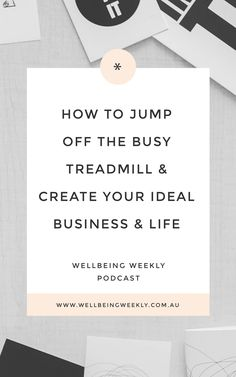 This week I'm covering how to break free from the busy treadmill and create your ideal business & life Keep Running, Adrenal Fatigue, Enjoy Your Life, Break Free, People Talk, Business Goals, Best Self, Treadmill, Feel Good