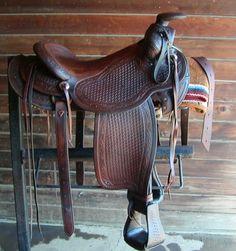 52 Best Hamley saddles images in 2019   Saddles, Roping saddles, Cowboys