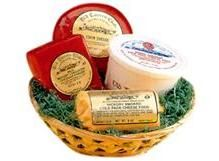 Holiday Special Cheese Gift Basket  #WisconsinMade